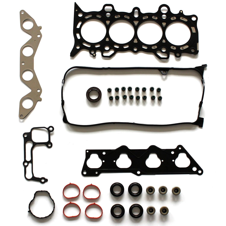 Amazon.com: SCITOO Replacement for Cylinder Head Gasket Set Fit Honda Civic  EX HX 1.7L D17A2 D17A6 2001-2005 Engine Head Gaskets Kit Set: Automotive