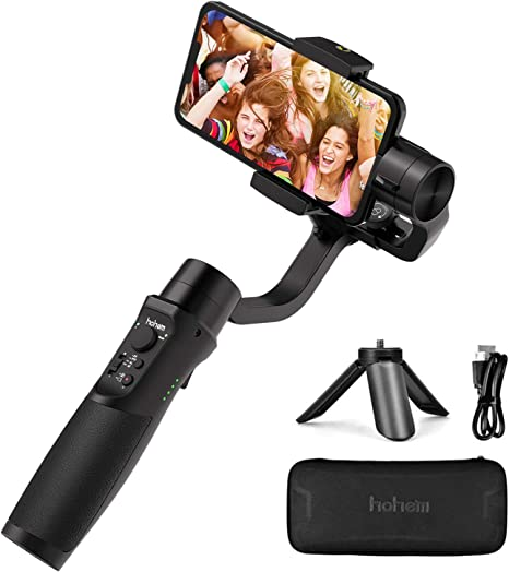 ISteady Mobile +, 3-Axis Handheld Gimbal Stabilizer para iPhone ...