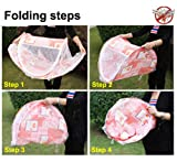 CdyBox Instant Portable Pop up Insects Mosquito-net