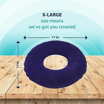 Amazon Com Medattic 2 Pieces Superior Comfort Donut