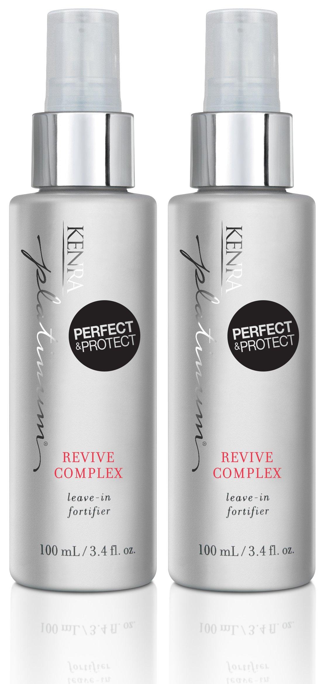 Kenra Platinum Revive Complex, 3.4-Ounce (2-Pack)