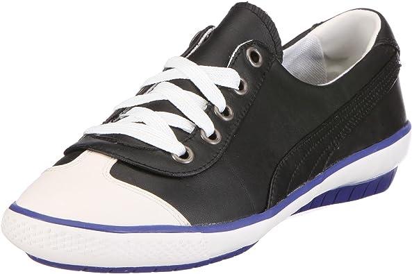 Puma 351042 03 917 Mini Leather Wn's, Baskets mode femme