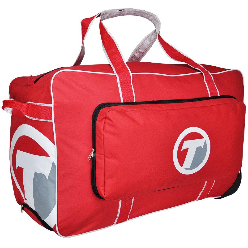 TronX Velocity Wheeled Hockey Equipment Bag