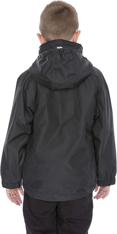 Trespass Skydive Waterproof 3 in 1 Jacket for Boys /& Girls