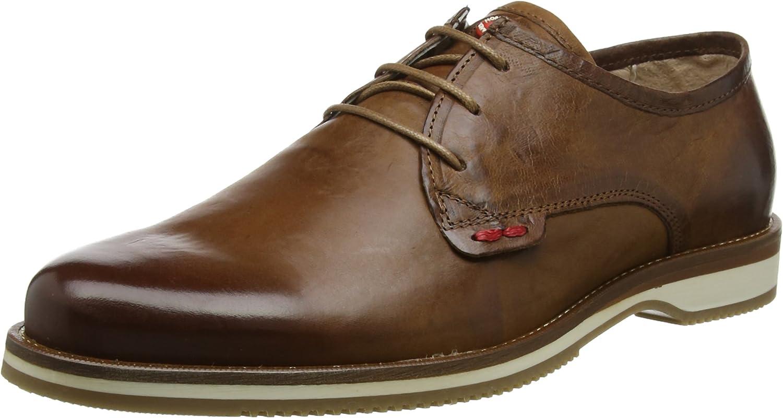 NOBRAND Deadmau 2, Zapatos de Cordones Derby para Hombre