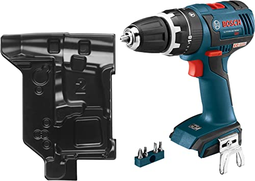 Bosch HDS182BN Bare-Tool 18-volt Brushless 1 2-Inch Compact Tough Hammer Drill Driver with Insert Tray for L-Boxx-2