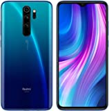 "Xiaomi Redmi Note 8 Pro (64GB, 6GB) 6.53"", 64MP Quad Camera, Helio G90T Gaming Processor, Dual SIM GSM Unlocked - US…"