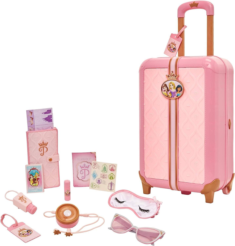 Disney Princess 98872 Style Collection - Maleta de Viaje, Multicolor