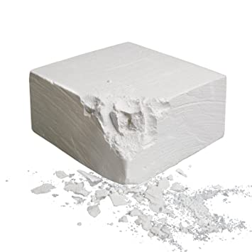 ALPIDEX Chalk Block Escalada 56 g Gimnasia Halterofilia ...