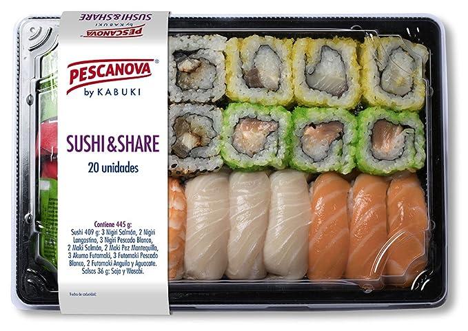 Pescanova Sushi y Share - 445 gr