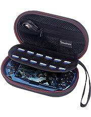Smatree P100L Estuche de Transporte para PS Vita 1000, PSV 2000 con Funda(Consola