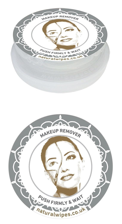Natural Pop Up maquillaje Remover facial toallitas: Amazon.es: Industria, empresas y ciencia