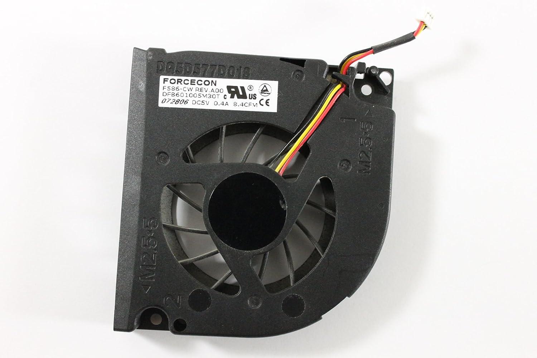Dell Laptop Fan DFB601005M30T Inspiron E1705 XPS M1710 Inspiron E1505 6000 1501