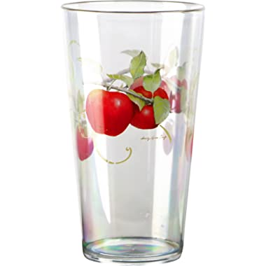 Reston Lloyd 75999set Juice Glasses, 19 oz, Clear