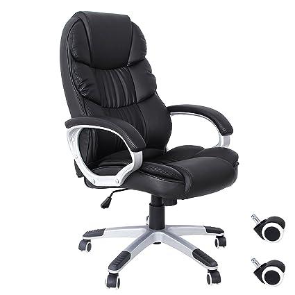 chaise de bureau confort plus