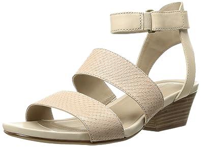 ab50277c6ea4 Naturalizer Women s Gracelyn Heeled Sandal Porcelain 6 ...