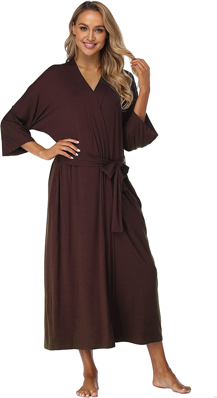 Kaftan super soft stripe beige kimono robe Stripe lightweight robe,Bridesmaids robe,Kimono bathrobe,spa bathr,soft dressing gown,beach robe