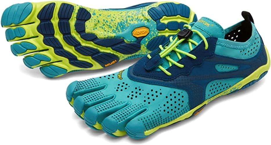 Vibram - Zapatillas de Running para Mujer, diseño en V, Color Azul ...