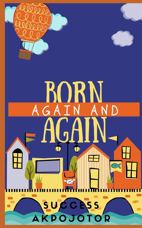 Born Again and Again pdf epub