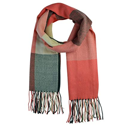 Wobe Womens Scarf Blanket Large Soft Pashmina Shawl Wraps Scarves Stole for  Winter and Fall 78.7 95c5631d1