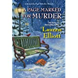 A Page Marked for Murder (A Beyond the Page Bookstore Mystery)