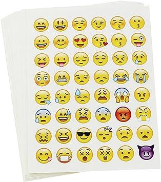 Pixnor 20pcs Sticker Pack Die corte etiqueta decoración para teléfono portátil: Amazon.es: Bricolaje y herramientas