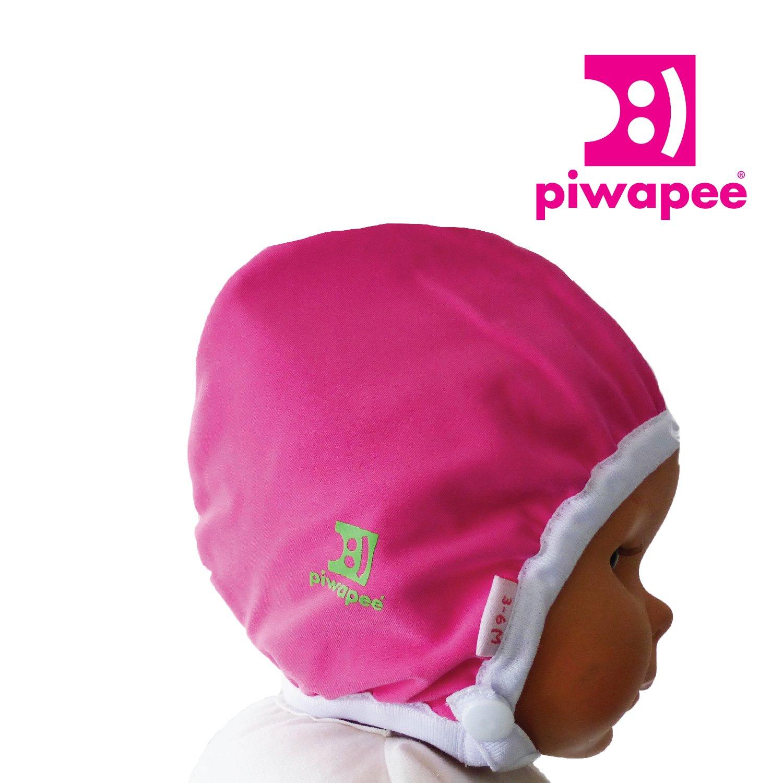 Piwapee - BONNET DE BAIN BB NAGEUR RAINETTE ROSE FRAMB. 6-12M TT47   Amazon.fr  Bébés   Puériculture 3aca24d4ee8