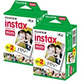 Fujifilm Instax Mini Film (40 Scatti) Multi Pack