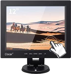 12.1 Pulgadas Pantalla Táctil LCD TFT Pantalla para Computadora VGA POS: Amazon.es: Electrónica