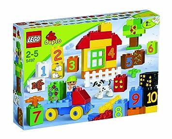 LEGO Bricks & More Duplo 5497 - Juega con los Números