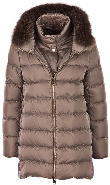 Herno - Cappotto - Donna talpa 38  Amazon.it  Abbigliamento 8005cdfcbfa
