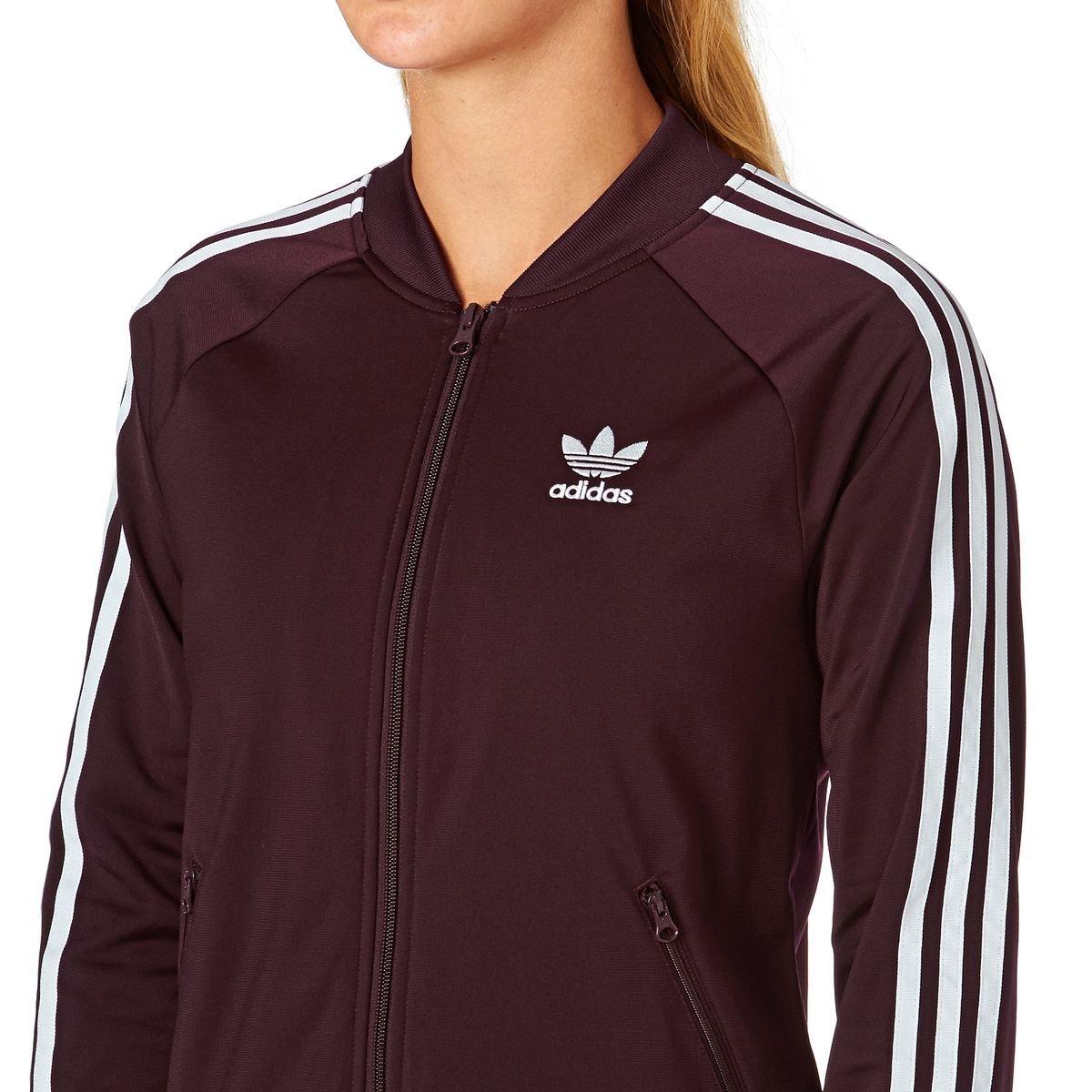 5157a77383 adidas Veste Superstar TT Bordeaux Femme: Amazon.fr: Vêtements et  accessoires