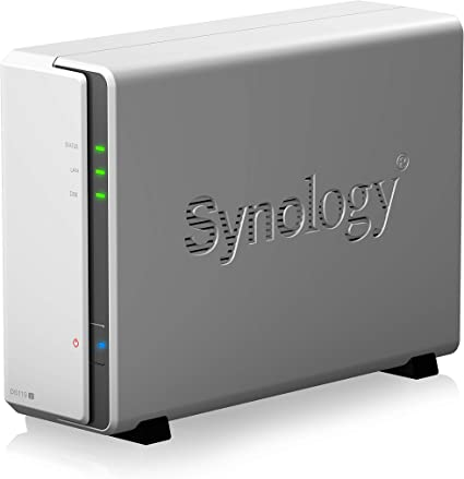 Synology DS118 NAS 1 Baie