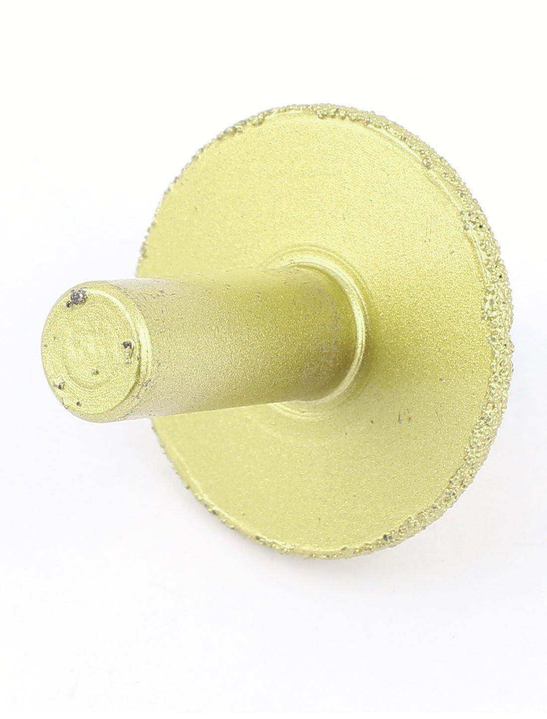 Tone 44 milímetros ouro Dia Bullnose Diamante Bit Perfil Router para Marble