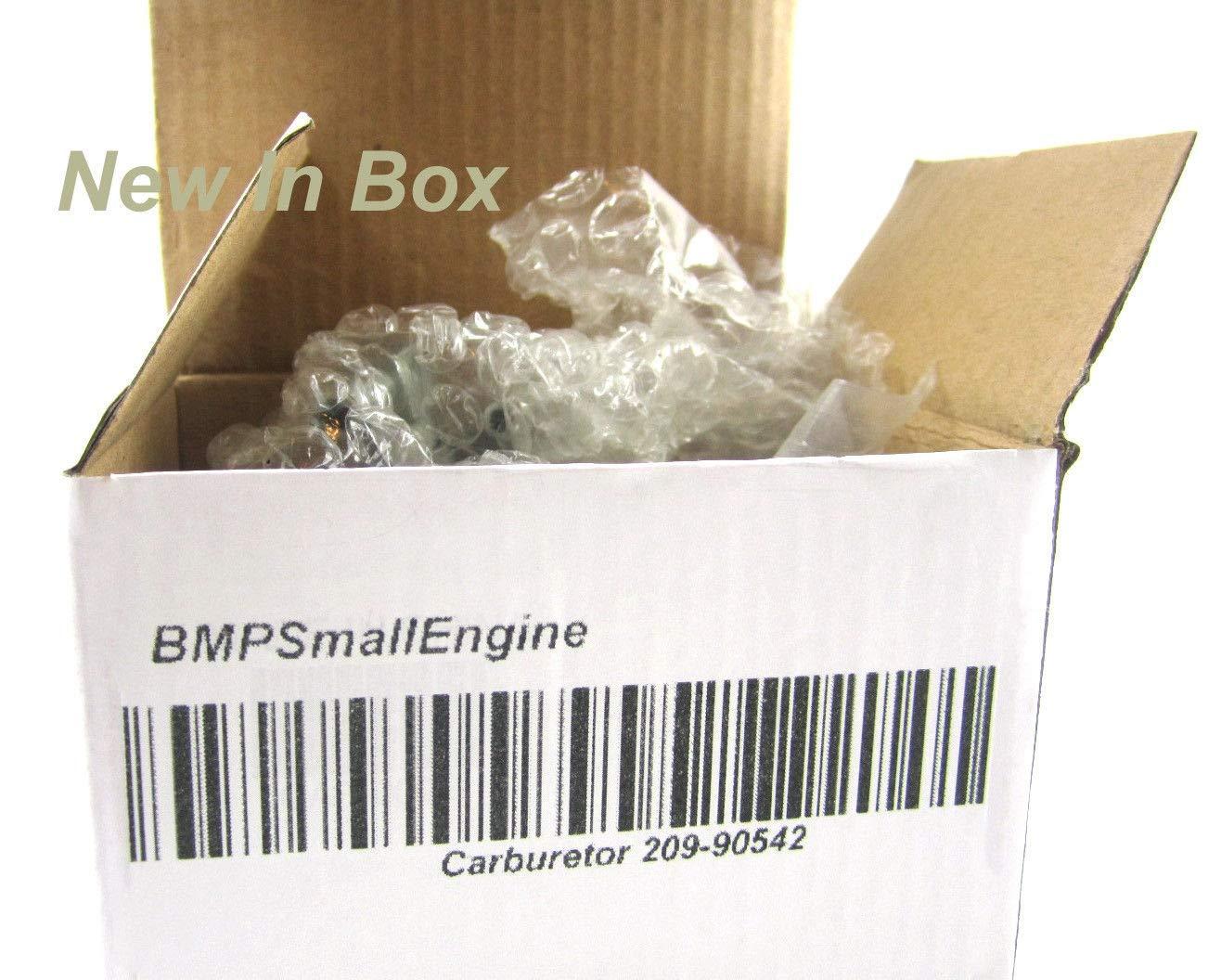 BMotorParts Carburetor Carb Assy. for Simplicity 1222EE Snow Thrower Model# 1696755 by BMotorParts