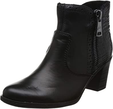 Rieker women ankle boot red Y8965 35