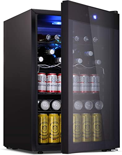 BOSSIN-Beverage-Refrigerator-and-Cooler