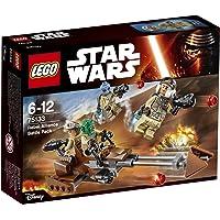 LEGO STARWARS KLASIK 75133 REBEL ALL BATTLE PACK-8