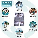 SURF CUZ Men's Board Short Beach Short 4-Way