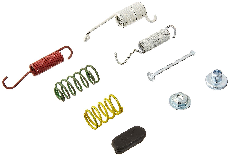 Carlson Quality Brake Parts H7007 Brake Combination Kit