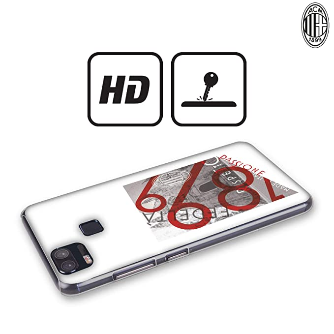 Amazon.com: Official AC Milan Passion 2018/19 Adults Hard ...