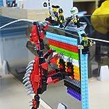 10 Rolls (3.2 FT/Roll) Loops Building Block Tape