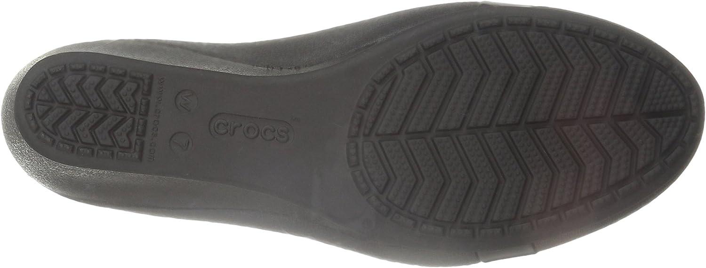 Crocs Womens Brynn Wedge W Pump