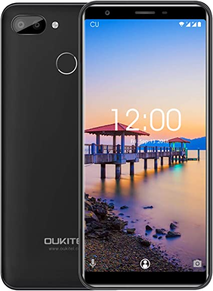 4G Smartphone Libres,OUKITEL C11 Pro Android móvil Libres: Amazon ...