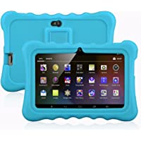 """7"""" Kids Tablet PC, Ainol Q88 Android 4.4 External 3G 8GB ROM 512MB RAM Tablet with Dual Camera WiFi USB Phablet (Blue)"""