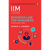 Business Law for Managers: IIMA Series