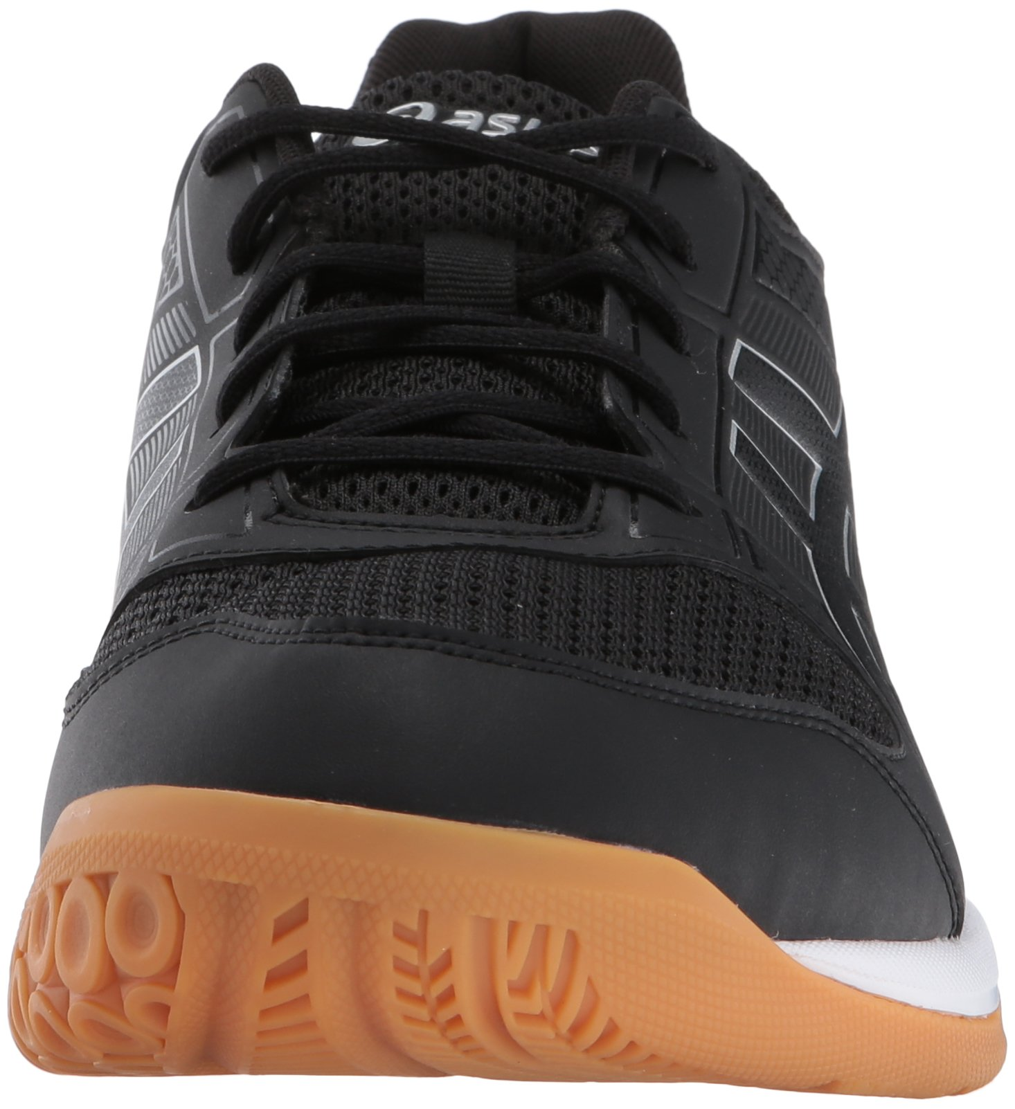 ASICS Mens Gel-Rocket 8 Volleyball Shoe Black/White, 7 Medium US by ASICS (Image #4)