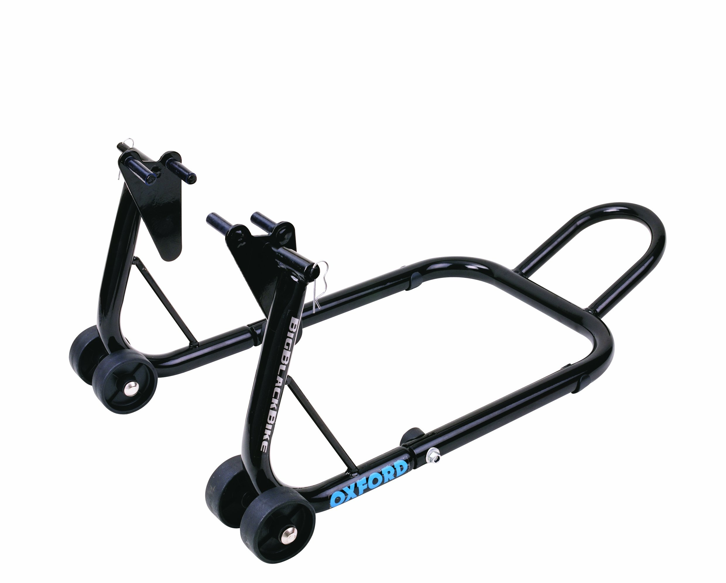 Oxford SP822 Big Black Motorcycle Front Stand