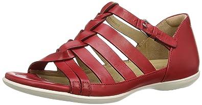 9f37969770ef88 Ecco Flash Damen T-Spangen Sandalen  Amazon.de  Schuhe   Handtaschen