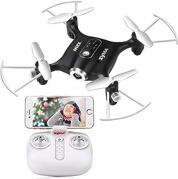 DoDoeleph Syma X21W Wifi FPV Mini Drone
